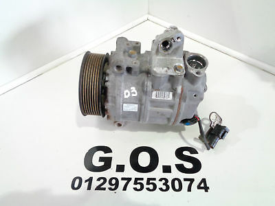 Discovery 3 Range Rover Sport 2.7 Tdv6 Air Con Conditioning Compressor Jpb000183