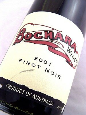 2001 BOCHARA WINES Pinot Noir Isle of Wine
