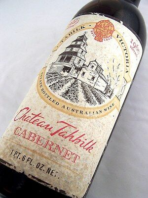 1969 CHATEAU TAHBILK Cabernet Blend Isle of Wine