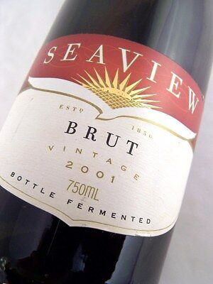 2001 SEAVIEW Winery Sparkling Vintage Brut Isle of Wine