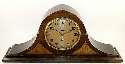 Gilbert 8 Day Time Only Mantle Clock - Nice Looking!   N435