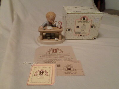 """Enesco Memories Of Yesterday """"i'm Hopin' You're Missing Me Too"""" Mib"""