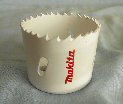HOLE SAW FOR TIMBER & METAL BETWEEN 14-152mm COBOLT BIMETAL HOLESAW MAKITA