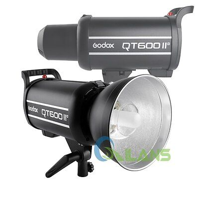 Godox High Speed QT-600II Photography  Studio Strobe Flash Light Head 110V 【AU】