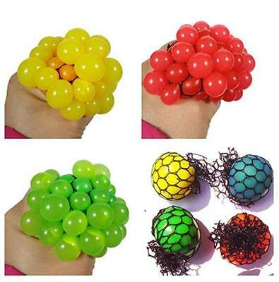 GESICHT ANTI STRESS BALL ADHD AUTISM MOODY Fidget STRESS BALL reliever SQUEEZE-S
