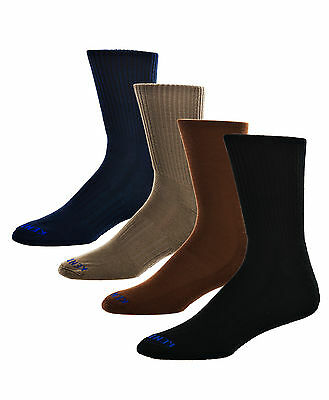 Kentwool Men's 19Th Hole Collection - Solid Casual Socks - New - Choose A Color