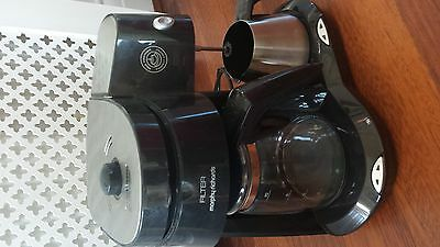Morphy Richards Filter Coffee machine and milk frother ? ...