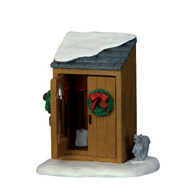 New Lemax Figurines 64072 Utility Shed 2016