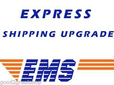 Express shipping by EMS (SHIPPING UPGRADE) 20$ for 1-1.5 Week