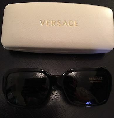 Versace Bow Sunglasses  womans versace designer sunglasses brown 54 99 picclick uk