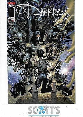 Darkness   #11   NM-   (Image)  Cover B