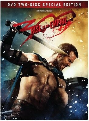 300: Rise of An Empire [New DVD] Special Edition, Eco Amaray Case