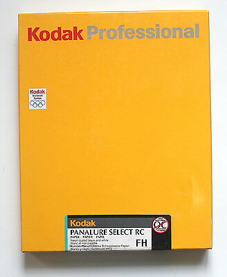 Kodak Panalure Professional Paper Black and White 8 x 10 99 Sheets Exp. 04/03