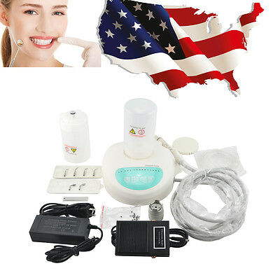 Dental Piezo Ultrasonic Scaler Cavitron Self Contained Water + handpiece fit EMS
