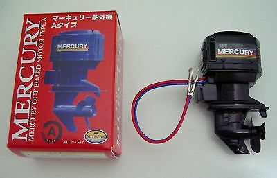 Mitsuwa  Mercury  Outboard  Motor  Type  A  New!!