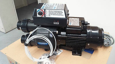 Waterco Portapac Spa Pool Heater Pump - replaces Onga Davey & Others