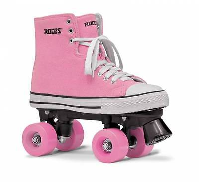 Roces Chuck Classic Roller Skates - Pink - UK 5