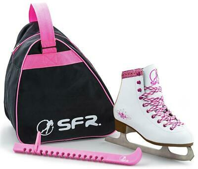 SFR  Junior/Kids Ice Skate Gift Pack - Size UK11J to 5