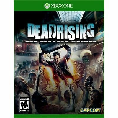 Dead Rising 1 HD - Xbox One Game - Physical Disc Version - BRAND NEW SEALED
