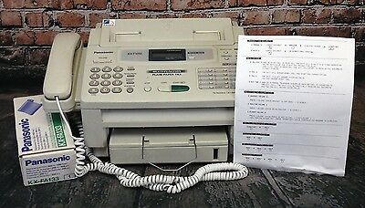 Panasonic KX-F1050  Multi-Function Fax/Phone/Copy Machine w/ KX-FA133 Film
