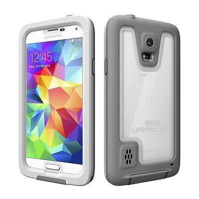 LifeProof 1802-02 Fre Case for Samsung Galaxy S5 GT-i9600 - White/Clear