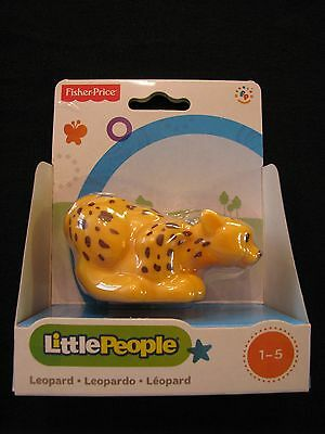 Fisher-Price Little People Leopard Zoo Animal