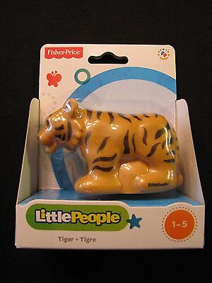 Fisher-Price Little People Tiger Zoo Animal