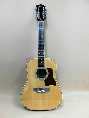 Alvarez Encordado Sitka Spruce 12-String Guitar SDG828 + HARD Case – Factory 2nd