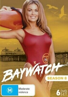 Baywatch: Season 8 [New DVD] Australia - Import, NTSC Region 0