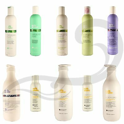 Milk_Shake Colour Care Integrity Volume Silver Shampoo Conditioner Milkshake
