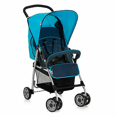 Hauck Moonlight / Capri Sport Pushchair Lightweight Stroller Buggy From Birth