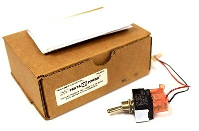 Nib Kb Penta Power Kbma-24D F-S-R Switch P/n 9519 Foward-Stop-Reverse Switch Kit