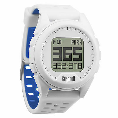 New 2016 Bushnell neo iON GPS Watch, White, 368652