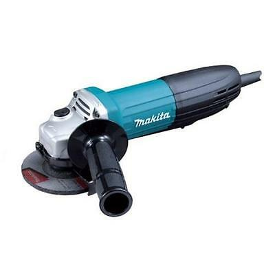 "NEW Makita GA4534 4-1/2"" Paddle Switch Angle Grinder- 1 FREE Contractor Tool Bag"