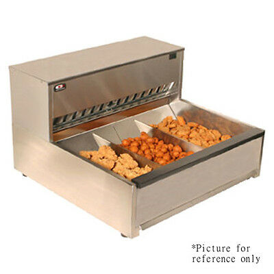 Carter-Hoffmann CNH28XD Crisp 'N Hold Countertop French Fry Warmer