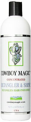 Charmar Land & Cattle Cowboy Magic Detangler Shine Concentrated Horse Groom Pt