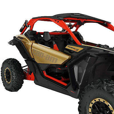 Can-Am New OEM Maverick X3 Super Extended Fender Flares, 715002973