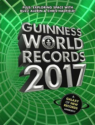 Guinness World Records 2017 by Guinness World Records New Hardback Book