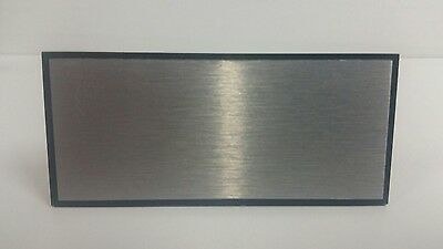 Small acrylic 1.5x3.5 display stand - for Master Replicas MR EFX Plaques