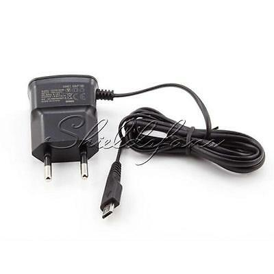 5V Micro USB EU Plug Home Wall Charger For Samsung HTC LG Sony Cell Phones