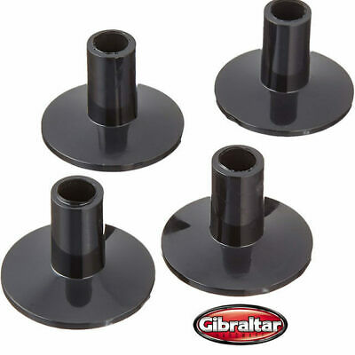 Gibraltar SC19B 4 pack Short Cymbal Sleeve with Seat 8mm