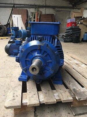 Marellimotori Motor - 3 Phase Power - Industrial Cam belt Motor 35 kW