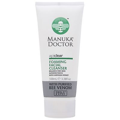 Manuka Doctor ApiClear Foaming Facial Cleanser 100ml for her