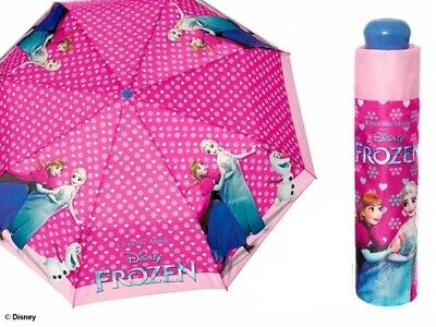 Ombrello mini Disney FROZEN manuale