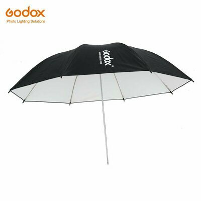 "Godox 33""84CM Studio Photography Flash Diffuser Black&White Reflective Umbrella"