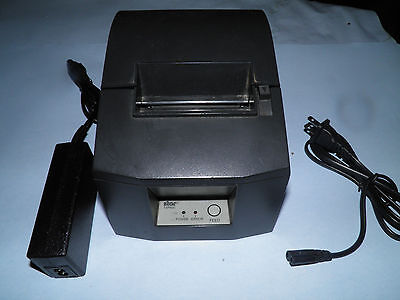 Star Micronics TSP600 643D Thermal Point of Sale Receipt Printer USB w Power Sup