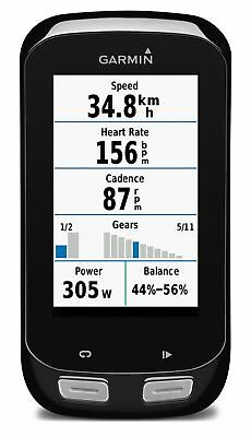 "Garmin Edge 1000 GPS Bike Cycle Computer 3"" Touchscreen Speed Distance Time"