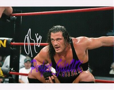 Rhino Wrestling 10x8inch Re-Pro Signed Autographed Photo Terrance Guido Gerin