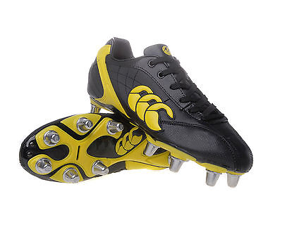 Canterbury Phoenix Ii Elite 8 Stud - Mens Rugby Boots - E22221 989 - Brand New