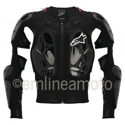 Protection corsage Harnais Cross Alpinestars Bionic Jacket Tech